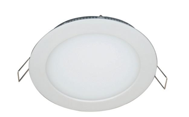 ALUX 16mm 超薄嵌入式LED圓面板燈