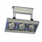AR 111石英鐵杯組合吊掛牆明射燈系列(合金邊) L.2