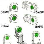 意大利製造 光管燈座
