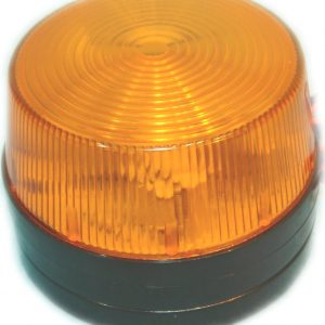 地 盤 用 閃 光 警 示 燈 (有:紅,黃,藍.3色)