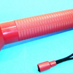 Fujitsu日本乾電池防水強光手電筒
