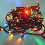 LED100M密封式LED防水樹燈