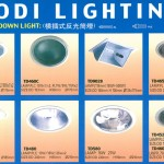 TODI LIGHTING 橫插式反光筒燈