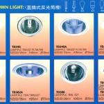 TODI LIGHTING 直插式反光筒燈