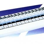 MS T-8 格柵式反光罩支架, 鋁殼
