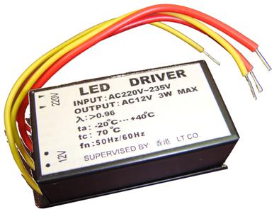12V L E D 專用電子牛 5 W