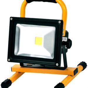 充電式手提LED射燈