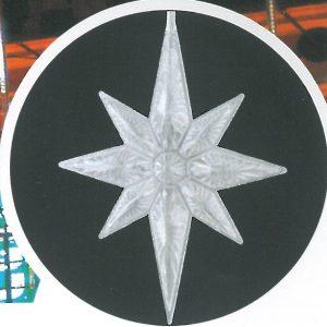 TODI LED 雪花燈